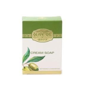 Подхранващ крем сапун за лице Olive Oil of Greece Biofresh