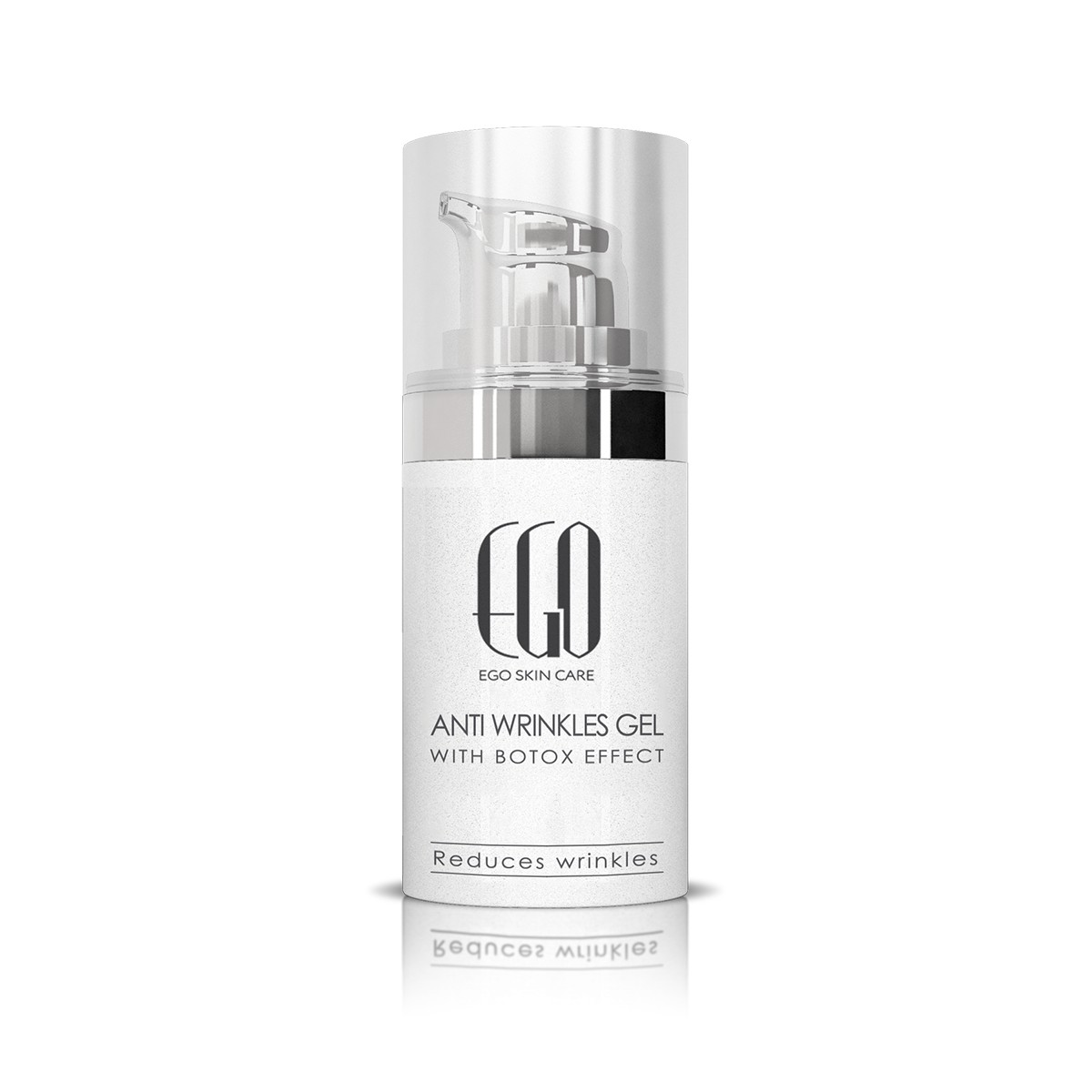 Anti-wrinkle face gel with botox effect EGO Skin Care Revive