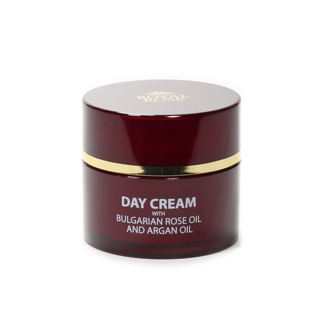 Day cream with Bulgarian rose oil Royal Rose Biofresh