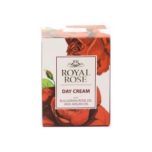 Дневен крем за лице с розово масло Royal Rose Biofresh