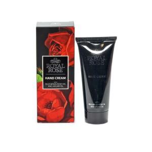 Moisturizing hand cream for men Royal Rose Biofresh