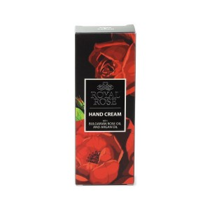 Moisturizing hand cream for men Royal Rose Biofresh