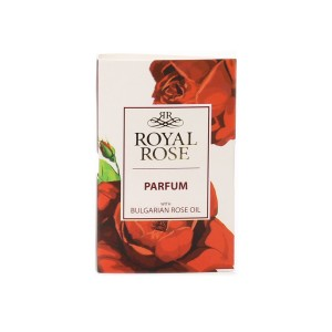 Perfume essence with rose oil Royal Rose Biofresh