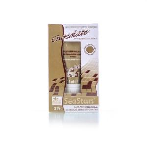 Хидратиращ крем за околоочен контур и устни Chocolate Sea Stars