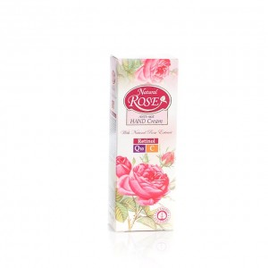 Anti-age intensive hand cream with Q10 Natural Rose Arsy Cosmetics