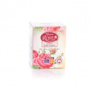 Дневен крем за лице с Q10 Natural Rose Arsy Cosmetics