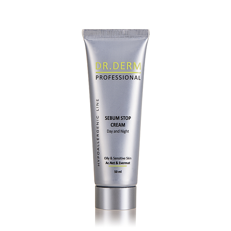 Mattifying face cream Sebum Stop Dr. Derm Professional