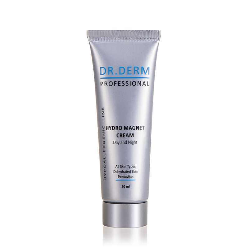 Hydro Magnet moisturizing face cream Dr. Derm Professional