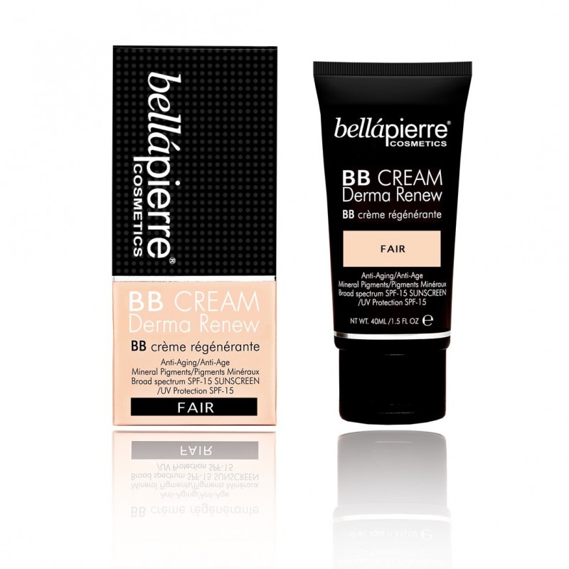 Derma renew BB cream Fair Bellapierre Cosmetics