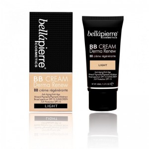 Derma Renew BB cream Light Bellapierre Cosmetics