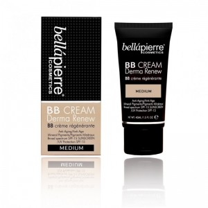 Derma renew BB cream Medium Bellapierre Cosmetics