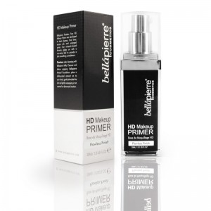 HD make-up primer Bellapierre Cosmetics
