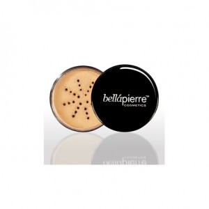 Mineral foundation Cinnamon 004 Bellapierre Cosmetics