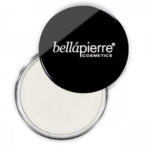 Mineral Shimmer Powder Snow Flake 001 Bellapierre Cosmetics