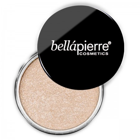 Mineral Shimmer Powder Champagne 003 Bellapierre Cosmetics