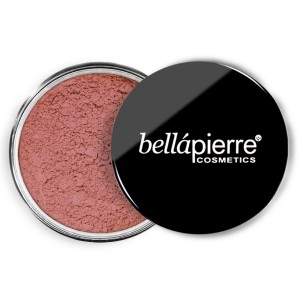 Mineral blush Suede Bellapierre Cosmetics