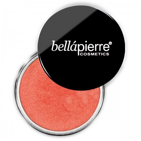 Mineral Shimmer Powder Sunset 040 Bellapierre Cosmetics