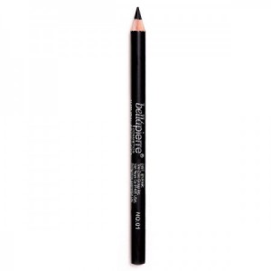 Mineral eye brow liner Midnight Black Bellapierre Cosmetics