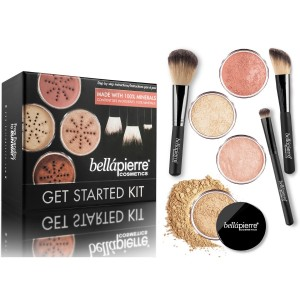 Get Started Kit Medium Bellapierre Cosmetics