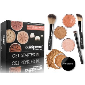 Get Started Kit Deep Bellapierre Cosmetics