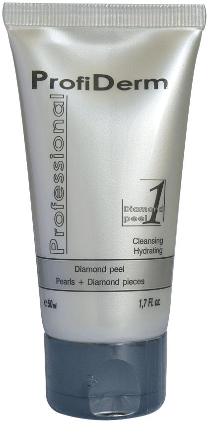 Diamond dermoabrasion pearls peeling Profi Derm
