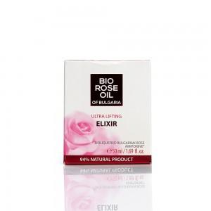 Ultra lifting face elixir Bio Rose Oil of Bulgaria Biofresh