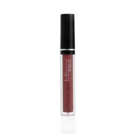 Kiss Proof Lip Crème Muddy Rose Bellapierre Cosmetics