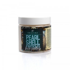 Face scrub with sea shell particles Hristina Cosmetics