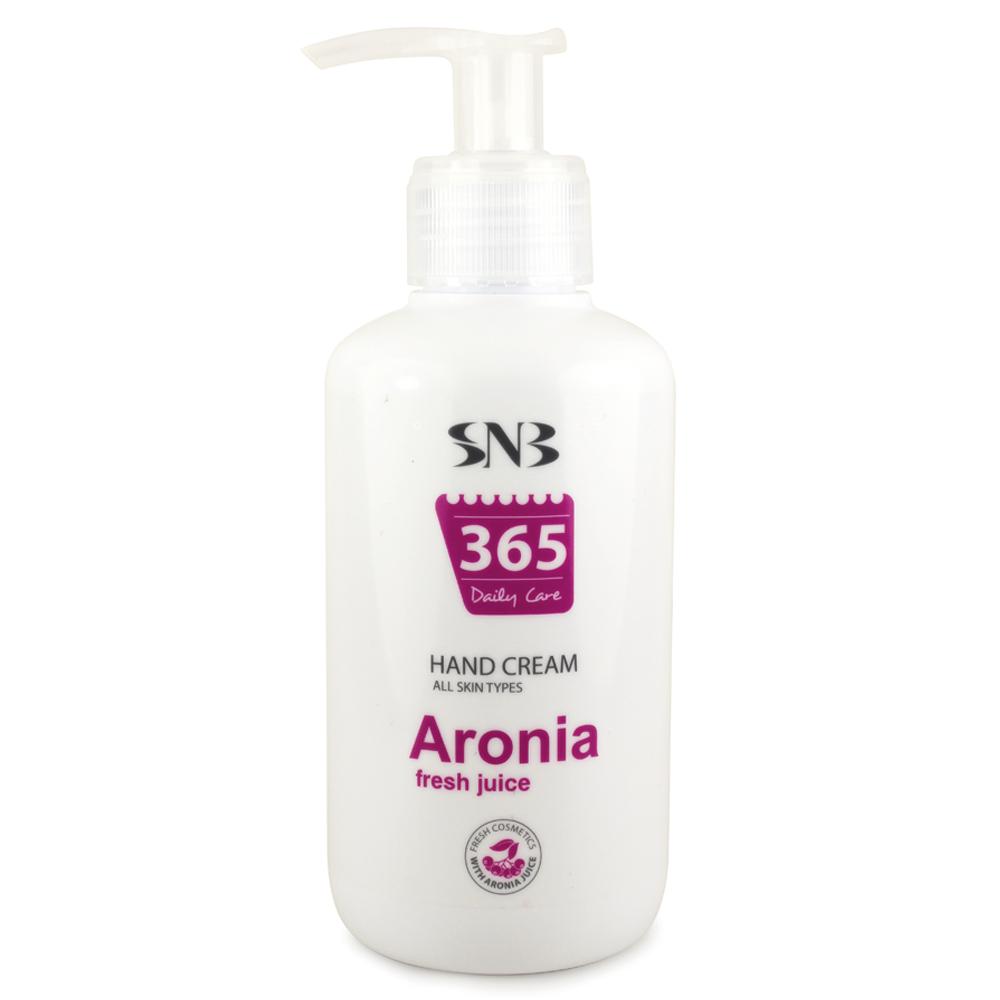Hand cream with aronia juice 250 ml. SNB