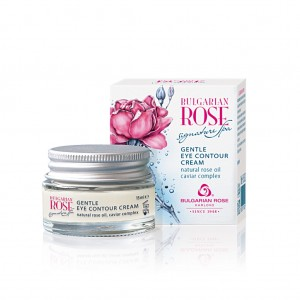 Delicate eye contour cream Signature Spa Bulgarian Rose Karlovo