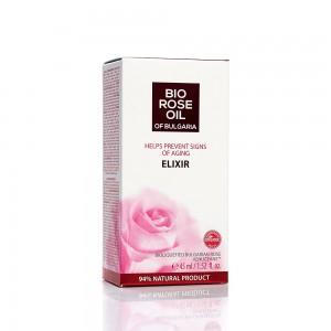 Тонизиращ еликсир против бръчки Bio Rose Oil of Bulgaria Biofresh
