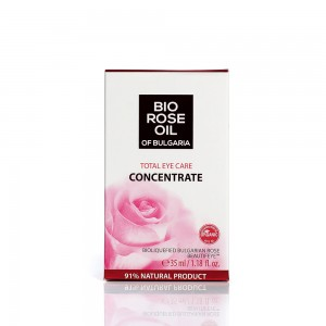 Gentle eye contour concentrate Bio Rose Oil of Bulgaria Biofresh