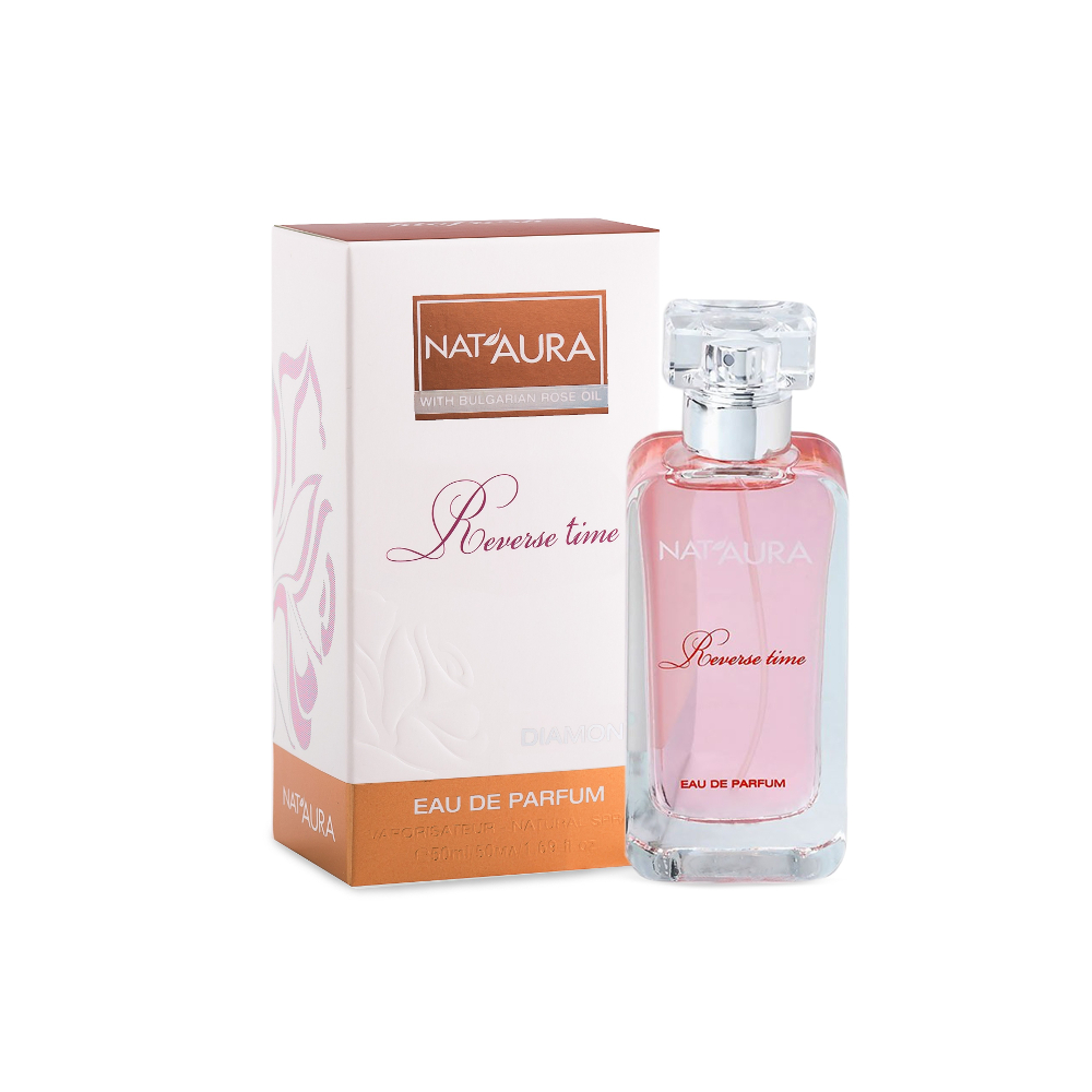 Нежен парфюм Nat'Aura Reverse Time Biofresh