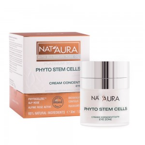 Cream concentrate for the eye zone Nat'Aura Platinum 30+ Biofresh