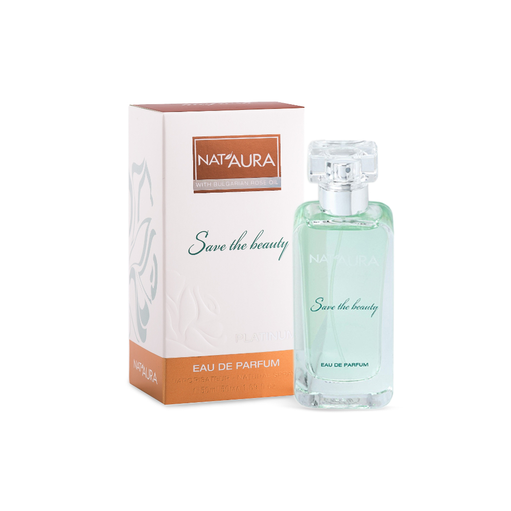 Fresh and sensual perfume Nat'Aura Save the Beauty Biofresh