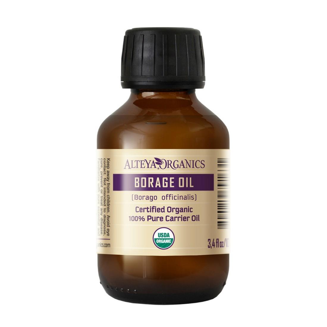Bio organic borage oil  Alteya Organics