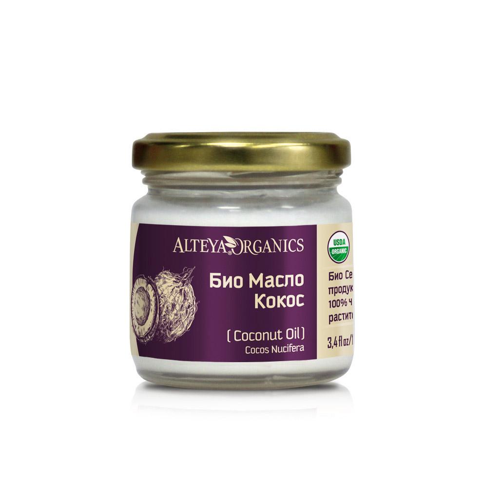 Bio organic coconut oil Alteya Organics