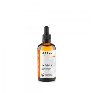 Bio organic calendula herbal oil Alteya Organics