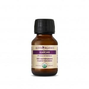 Bio organic apricot kernel oil Alteya Organics