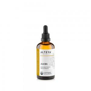 Bio organic jojoba oil Alteya Organics