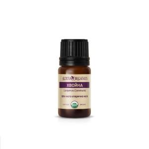 Bio organic juniper essential oil Alteya Organics