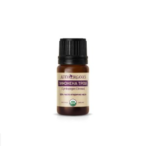 Bio organic lemongrass essential oil Alteya Organics