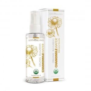 Bio organic chamomile flower water Alteya Organics
