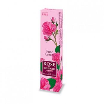 Крем за крака с розова вода Rose of Bulgaria Biofresh