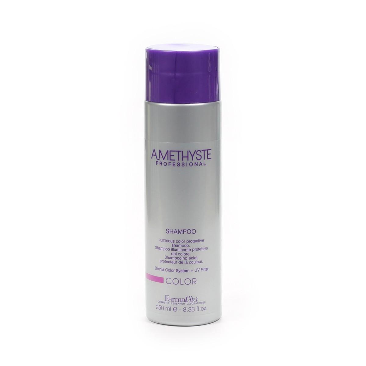Color protection shampoo Amethyste Farmavita