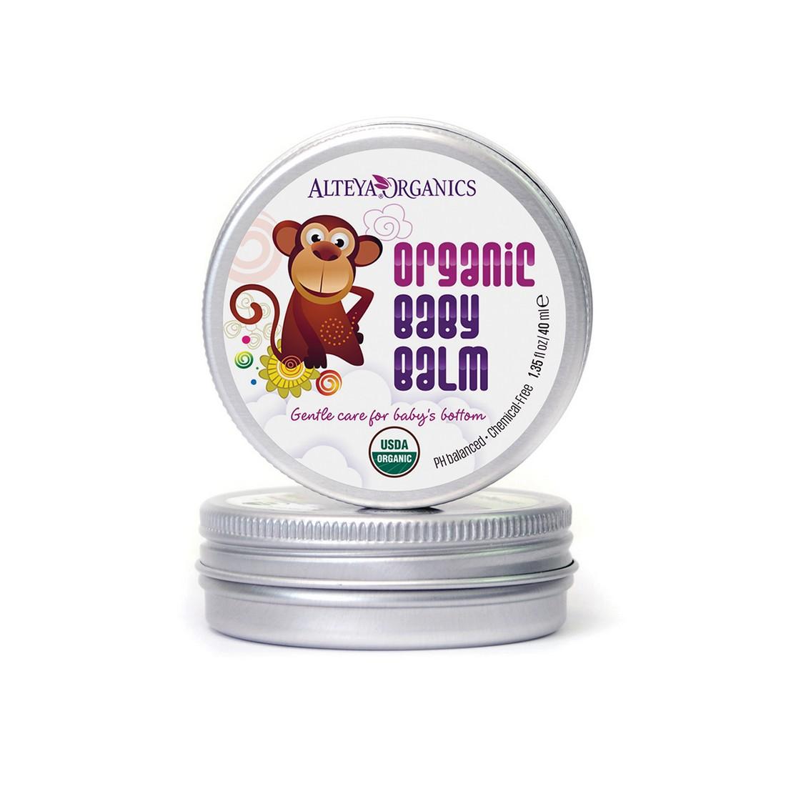 Bio organic baby balm Alteya Organics
