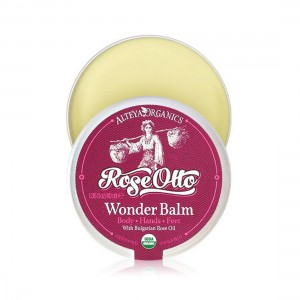 Bio organic universal balm with Bulgarian rose oil Alteya Organics