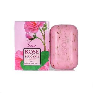 Сапун с розова вода Rose of Bulgaria Biofresh