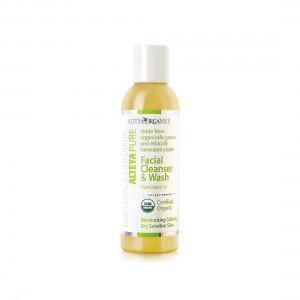 Bio organic facial washing gel with jasmine Alteya Organics