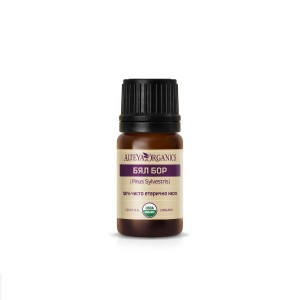 Bio organic essential pine tree oil Alteya Organics
